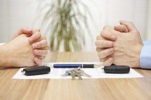 Scheidung Versicherung Subvention
