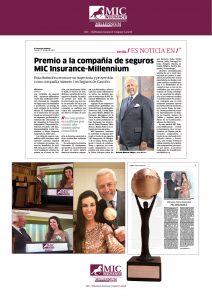 Noticias premio MIC