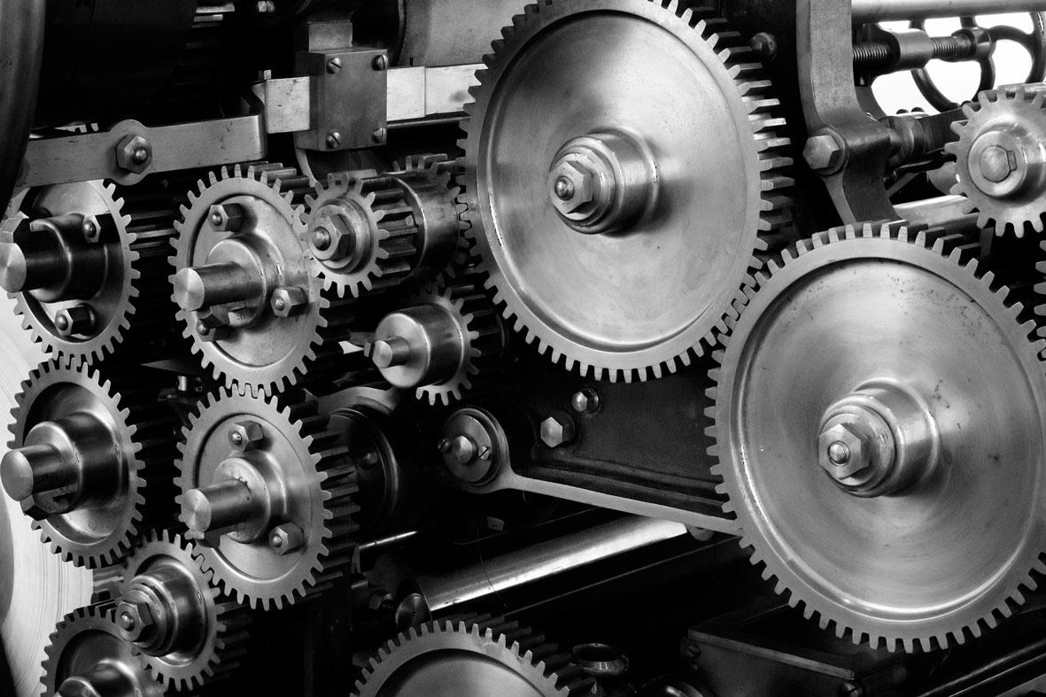 seguro de rotura de maquinaria